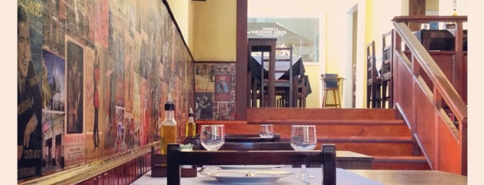 Parrilla Buenos Aires is one of Braga Likes.