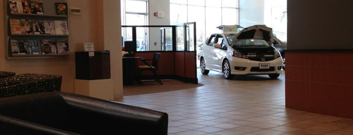 Smart Honda is one of Evan[Bu] Des Moines Hot Spots!.