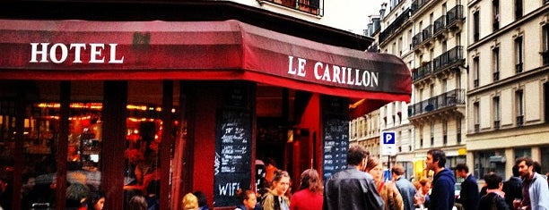 Le Carillon is one of Paris round 2.
