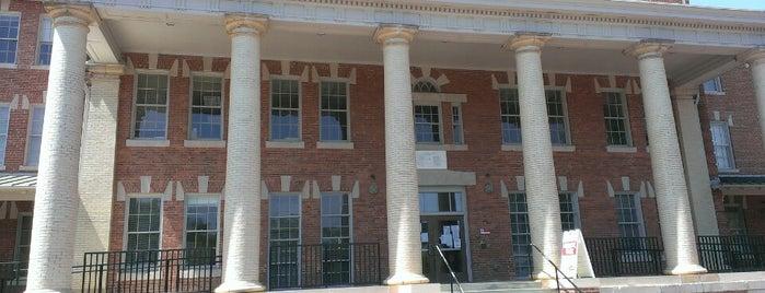 NCSU - 1911 Building is one of Explore NCSU.