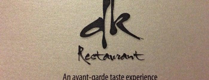 dk Restaurant is one of Gourmet Club Members.