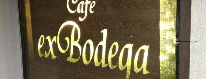 Cafe ex.Bodega is one of Lugares guardados de Yuzuki.