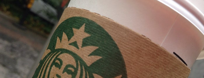 Starbucks is one of RioDeJaneiro.