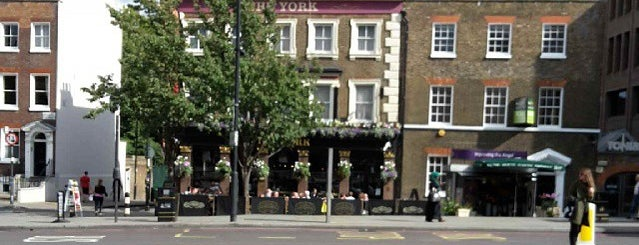 The Hop & Berry is one of London drinking.