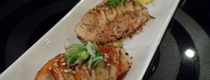 Akai Ryu Shabu & Sushi Restaurant is one of My Favorites.