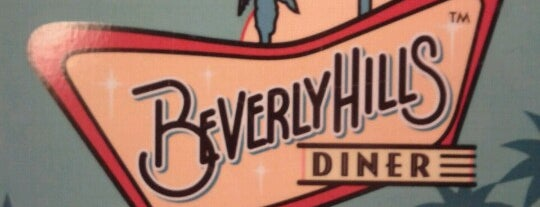 Beverly Hills Diner is one of RestoUp Top (700 - 1500 руб), Мск.