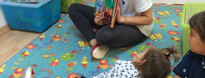 Bosphorus International Preschool is one of Posti che sono piaciuti a Volkan.