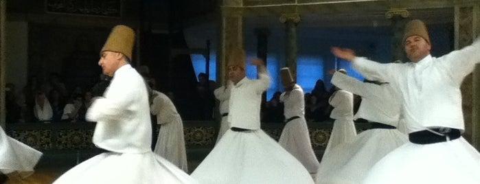 Galata Mevlevihanesi is one of istanbul gezi listesi.