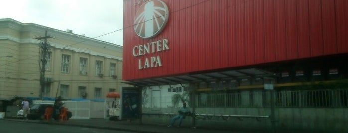 Shopping Center Lapa is one of Shopping Center (edmotoka).