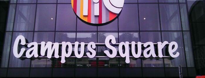 Campus Square is one of Karolína 님이 좋아한 장소.