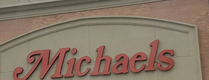 Michaels is one of Jstarさんのお気に入りスポット.
