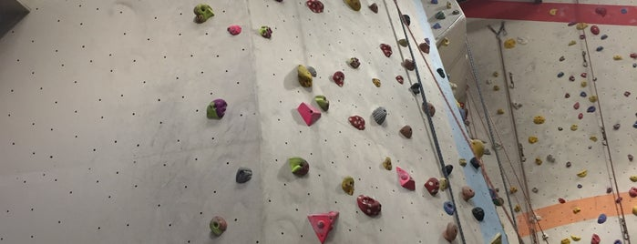 White Spider Climbing Wall is one of Climbing Walls.