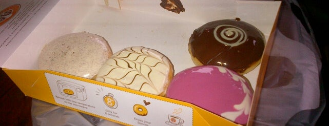 J.Co Donuts & Coffee is one of Bali.
