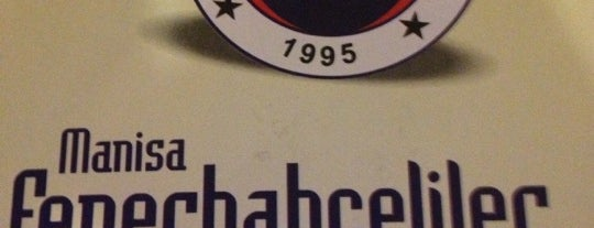 Fenerbahçeliler Lokali is one of Lugares favoritos de Guntekin.