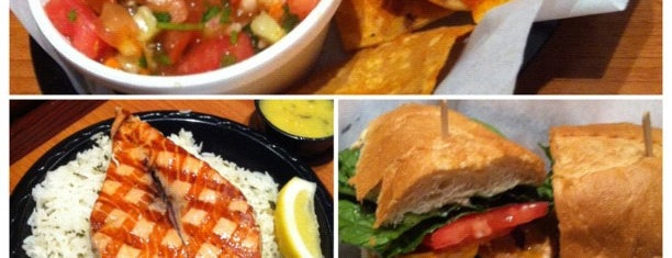 Blue Water Seafood Market and Grill is one of San Diego Wish List.
