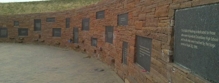Columbine Memorial is one of Denver.