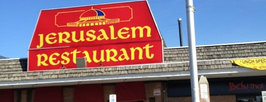 Jerusalem Restaurant is one of Post-covid buffets to go to.