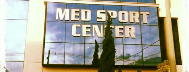 Med Sport Center - Medicina Ortomolecular is one of สถานที่ที่ Valder ถูกใจ.