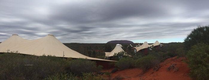 Longitude 131 Dune House is one of Uluru-alice springs.