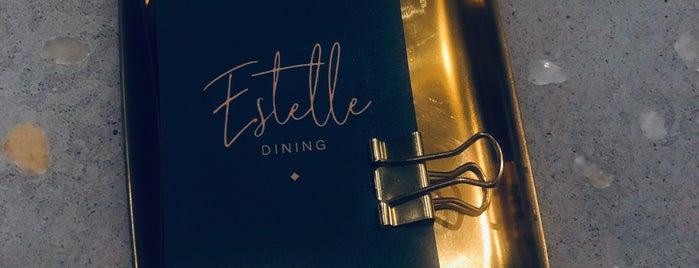 Estelle Dining is one of Anechka'nın Kaydettiği Mekanlar.