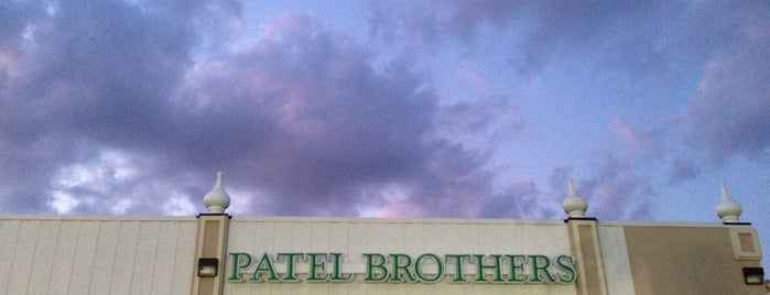 Patel Brothers Indian Grocery is one of Nashville Eats.
