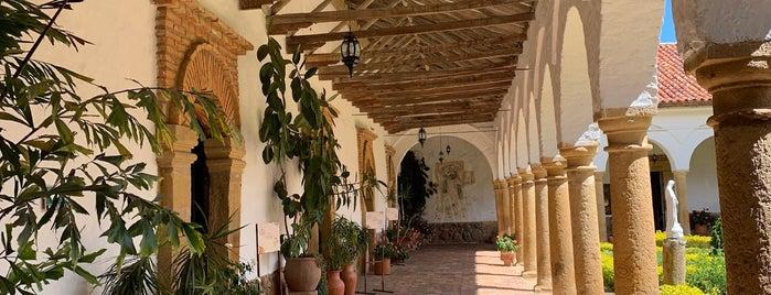 Convento Santo Ecce Homo is one of สถานที่ที่ Camilo ถูกใจ.