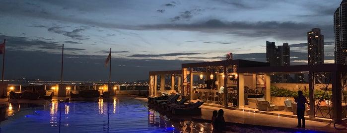 Hilton Panamá is one of Marisol'un Beğendiği Mekanlar.