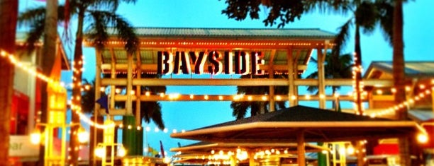 Bayside Marketplace is one of Miami / Ft. Lauderdale.