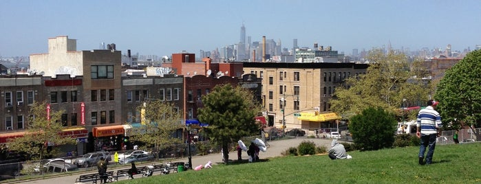 Sunset Park is one of Sunset Park: Where to eat and hang!.