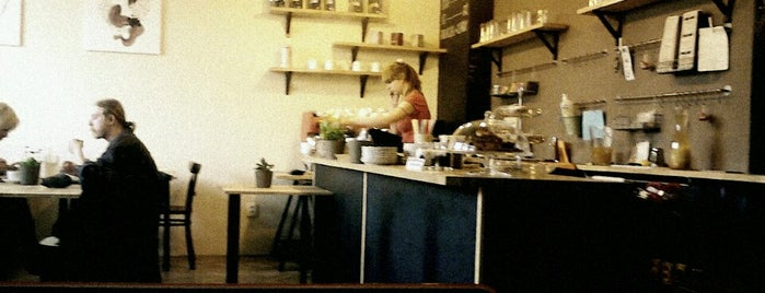Moment Cafe is one of [To-do] Prague.