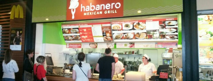 Habanero Mexican Grill is one of Locais curtidos por Veronica.