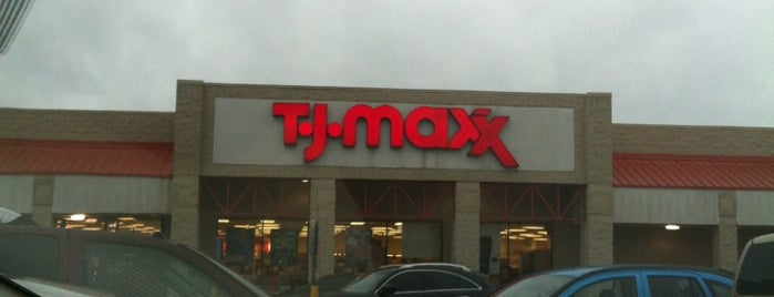 T.J. Maxx is one of Lisa 님이 좋아한 장소.