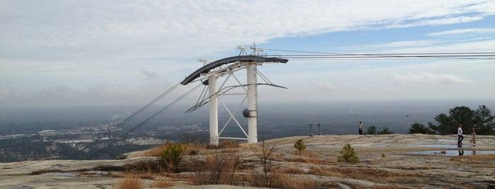 Summit Skyride is one of สถานที่ที่ Gillian ถูกใจ.