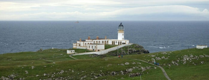 Neist Point Lighthouse is one of Europe 16.