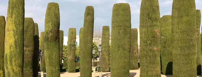 Jardines del Alcazar is one of Locais salvos de Queen.