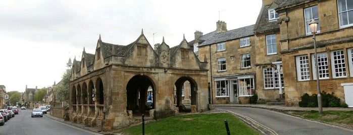 Chipping Campden Town is one of England 1991.