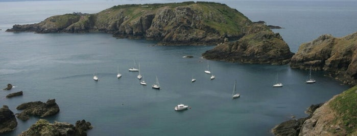 Sark is one of Crown Dependencies.
