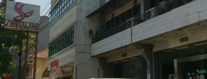 Toko Buku Singgalang is one of Via's.
