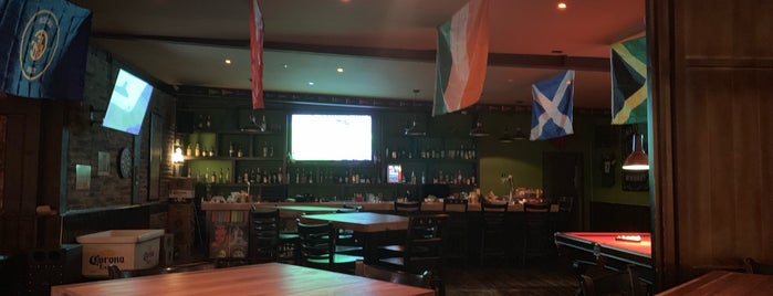 Paddy's Lane is one of Qro Sport Bar.