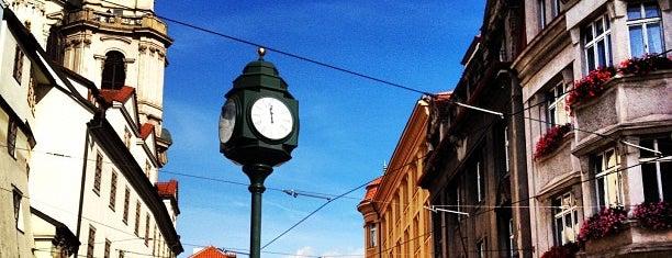 Nové Město is one of Long weekend in Prague.