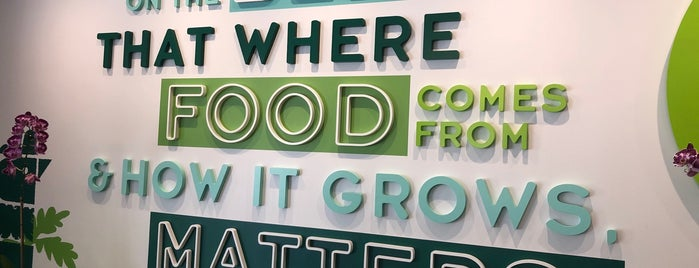 Whole Foods Market Global Support Offices is one of AUS.