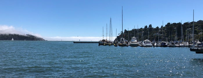 San Francisco Yacht Club is one of 101 places to see in San Francisco before you die.