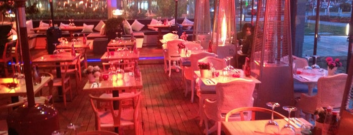 Puppa Brasserie is one of İstanbul 2.
