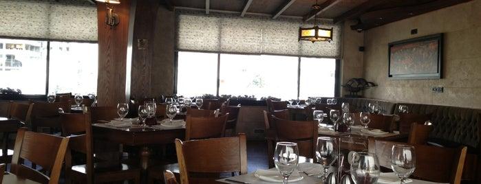 Gennaro Italian Restaurant is one of Tehran.