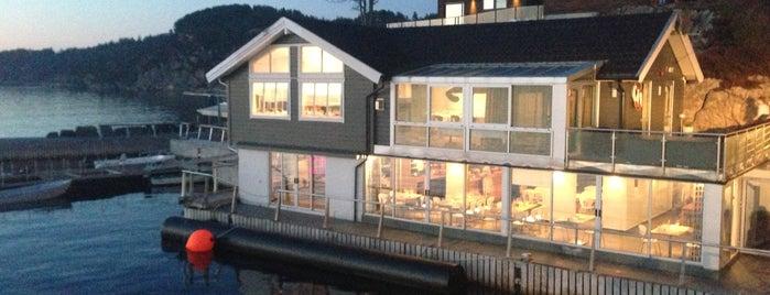 Cornelius Restaurant is one of Norway.