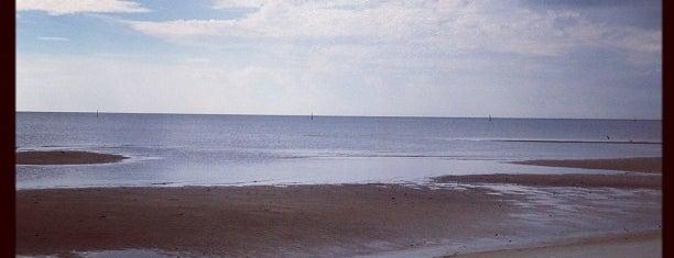Biloxi Beach is one of Locais curtidos por Bryan.