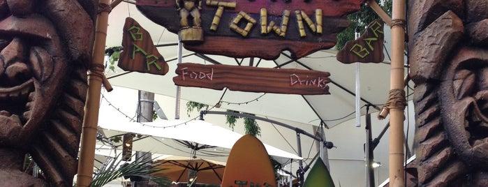 Tiki Town is one of Honolulu.