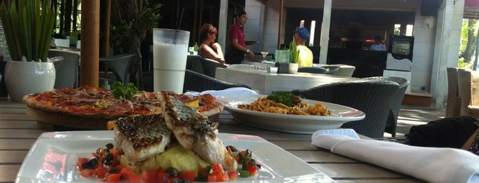 The Village Cucina Italiana is one of Sanur.