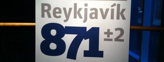 Reykjavík 871±2 is one of Reykjavík City Guide.