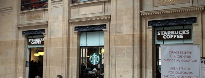 Starbucks is one of Orte, die Bruno gefallen.